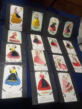 Muñecas españolas