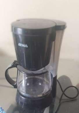 Cafetera como nueva