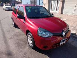 VENDO REANULT CLIO MIO 2013 EXPRESSION PACK II IMPECABLE!
