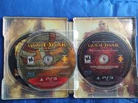 God Of War Colección completa PS3