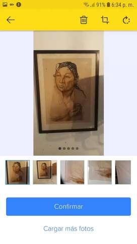 Pintura del pintor monaco, mexicano