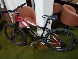 Biciclets Montañera Haro 17 Inches