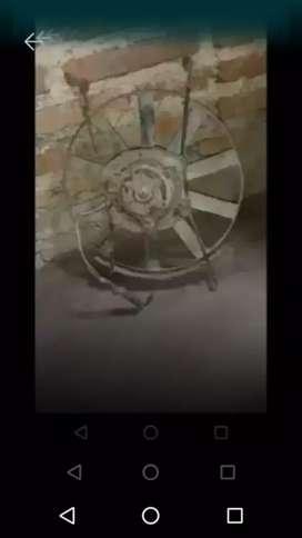 Electro ventilador de Renault