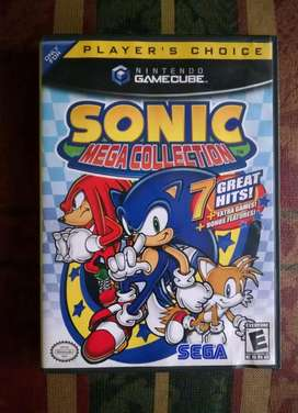 Sonic Mega Collection GC