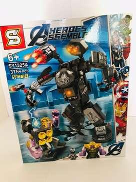 Figura Armable Iron Man Hulkbuster