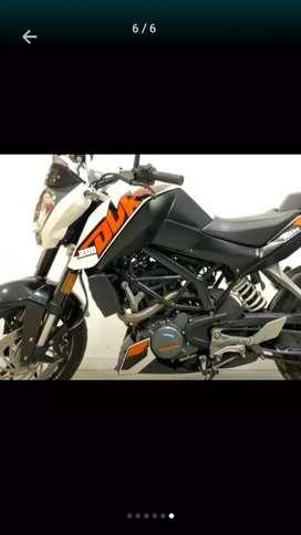 Vendo KTM Duke
