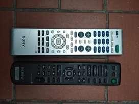 Controles Sony