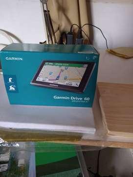 "GPS GARMIN DRIVE 60 ARGENTINAA 6"""