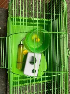 Casa para hamster casi nueva estado 9/10