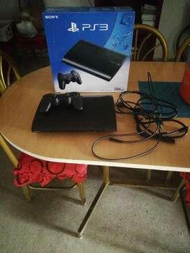 Vendo playstation 3, seminuevo de hace un mes de compra.