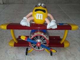 Dispenser M&m Airplane
