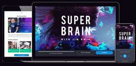 Super Cerebro Jim Kwik (curso Completo Supercerebro)