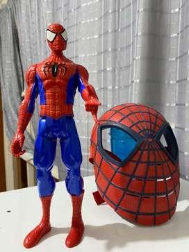 Se vende coleccion spiderman usado