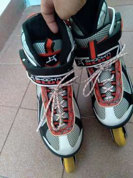 Rollers usados impecables