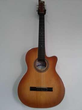 Guitarra Acústica Marca Sonora