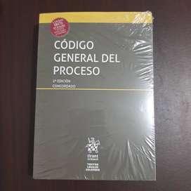 Se vende Código General del Proceso 2a edición concordada