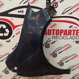 Guardabarro Delantero Derecho Volkswagen Suran 3800 Oblea:03416724
