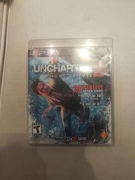 Uncharted 2 para ps3
