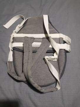 Vendo mochila para bebe
