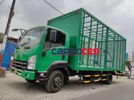 Venta y fabricación de furgón pollero para cualquier tipo de camión