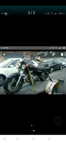 Seevicio grua para motos..24 horas