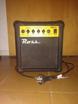 Amplificador Ross 10g Excelente