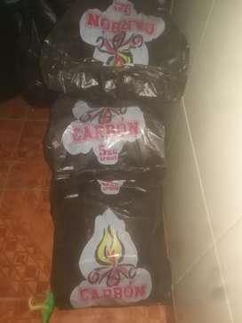Vendo bolsas de carbon