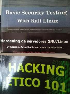 Libros de seguridad informática
