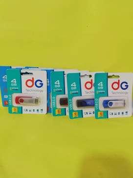 Memoria USB 4, 8, 16, 32 Y 64 GB