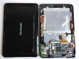 Ideal tecnicos para repuestos - Tablet ViewSonic ViewPad 10s Modelo VS14006