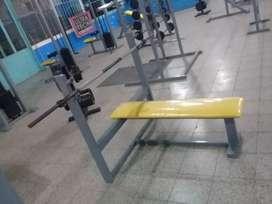 Banca de entrenamiento