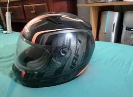 Negociable, casco SHAFT original muy buen estado