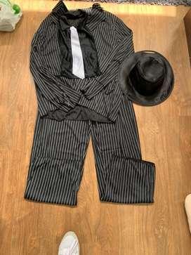 Disfraz de hombre años 30
