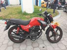 Moto thunder 150rs evo