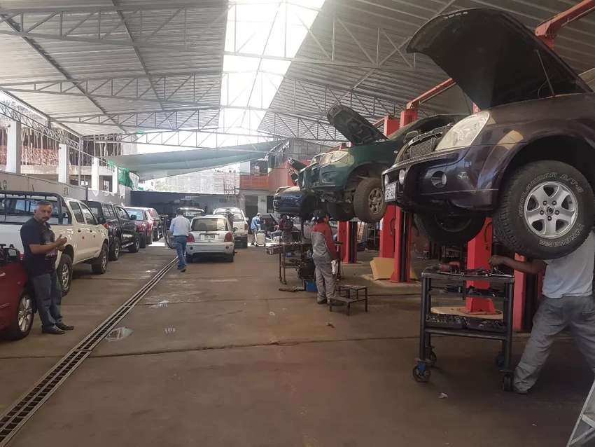 Alquilo Local para  Taller Automotriz o similares 0