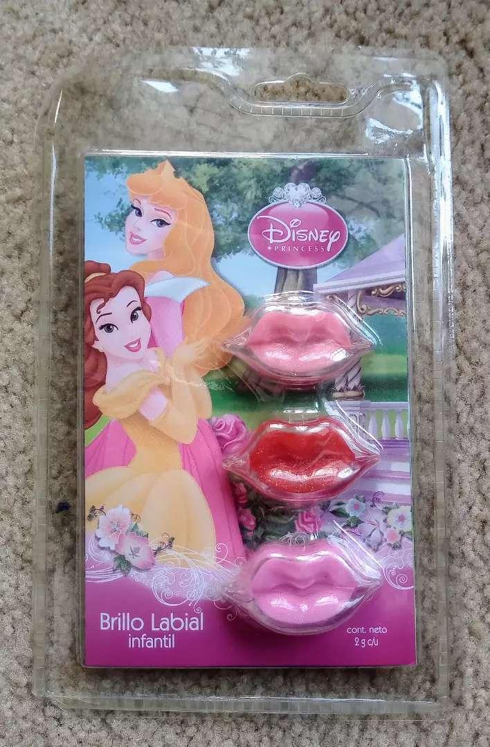 Brillos labiales Disney Princesas