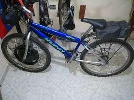 Vendo bicicleta electroasistida