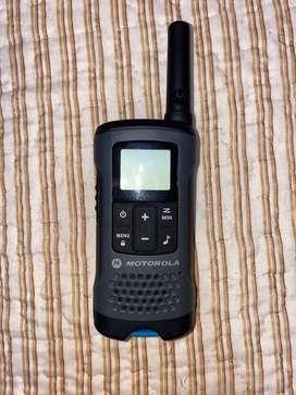 Radio walkie talkie radio motorola t200