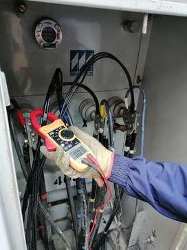 Tecnico electricista instalación de duchas