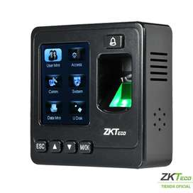 Control de Acceso Biometrico Promo