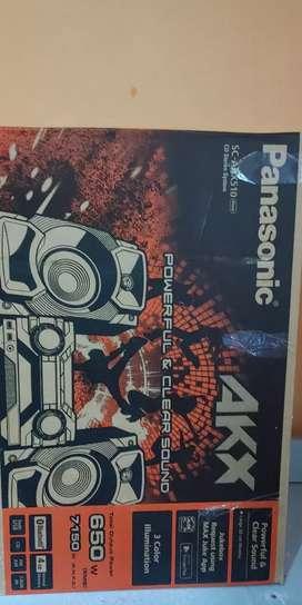 VENDO EQUIPO DE SONIDO PANASONIC + DVD PHILIPS