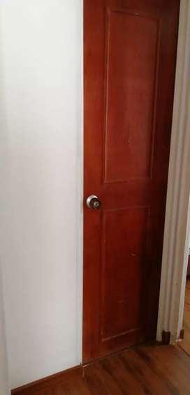 Pintor de closets y muebles y apartamento