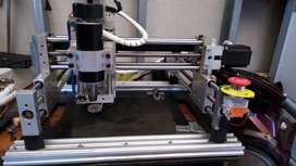 Diseño y fabricación Maquina CNC Router