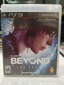 Juego PS3 Beyond