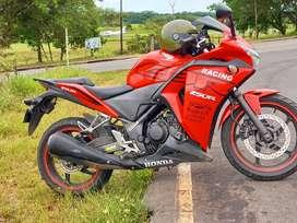 Vendo o cambio por moto pequeña