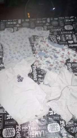 Vendo ropa de bebé ..