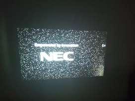 Vendo proyector marca NEC CHIP FALLA