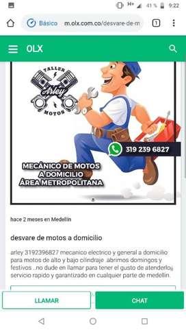 Domicilio Desvare :319 2396827