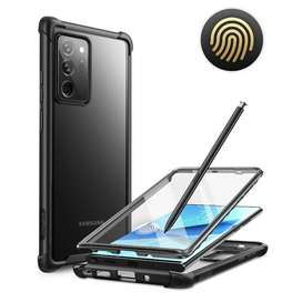 Protector 360 Grados para Samsung NOTE 20 ULTRA con Mica Smoke