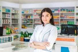 Se requiere regente de farmacia